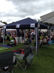 13-01-2013: GQA does Midsumma carnival 2013