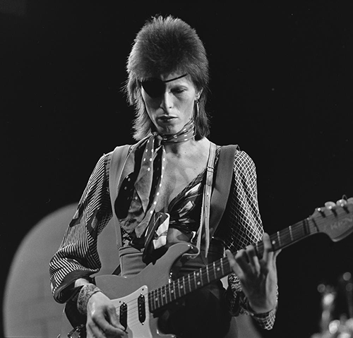 David Bowie – Interpersonal Rockstar
