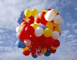 Couch Balloons by Tequask,