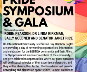 Regional Pride Symposium and Gala