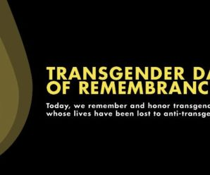 TGV's Transgender Day Of Remembrance