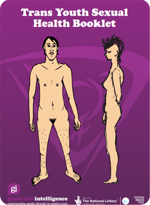 Trans Youth Sexual Health Booklet