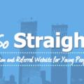 Not so straight