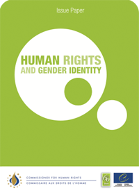 Human rights and gender identity issues paper