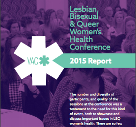 2015 LBQ Women's Conference Report
