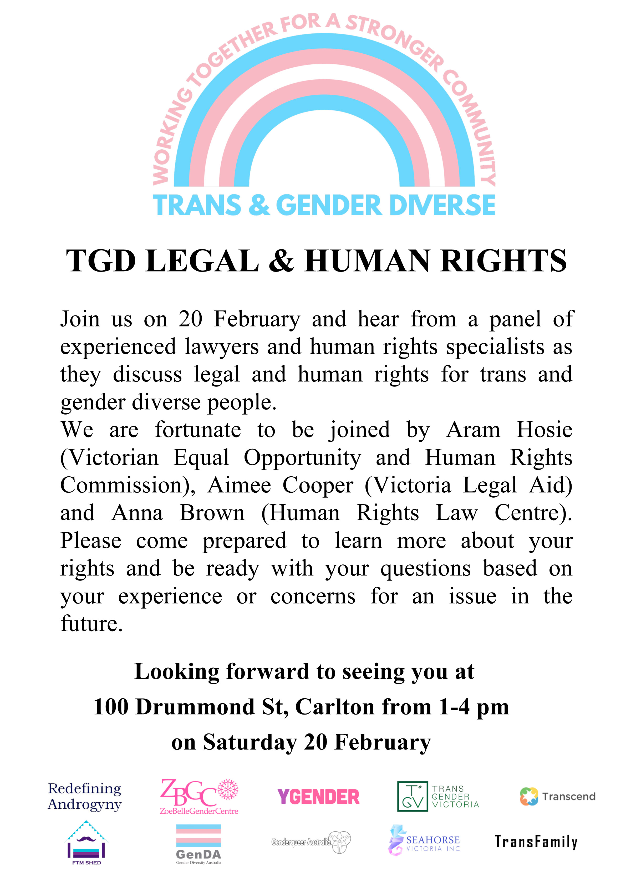 TGD Legal & Human Rights