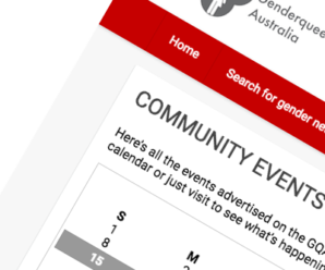 About community events