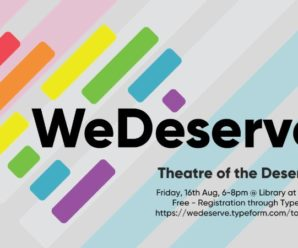 Theatre of the Deserving (Community Night)