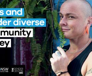 Trans and Gender Diverse Community Survey