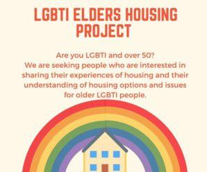 LGBTI Elders Housing project
