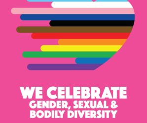 New posters to celebrate LGBTIQ people and stand up to discrimination
