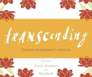"Book Launch ""Transcending: Trans Buddhist Voices"""