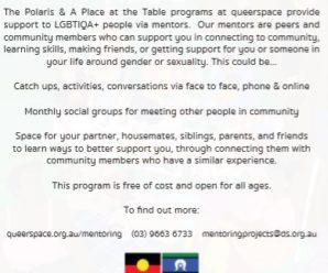 Polaris Mentoring Project (VIC)
