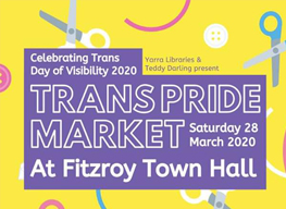 Trans Pride Market (VIC)