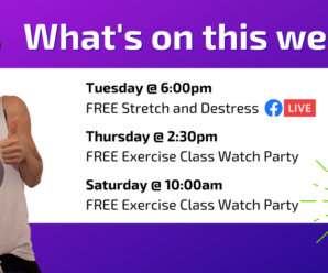 Join Queerspace FREE Exercise Classes