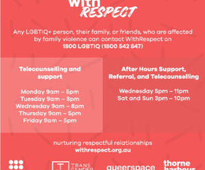 WithRespect Family Violence