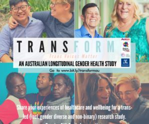 TRANSform: An Australian Longitudinal Gender Health Study