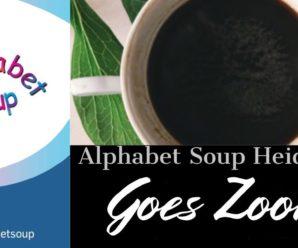 "Alphabet Soup ""Goes Zoom"" (VIC)"