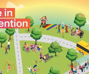 Online Launch of Pride in Prevention