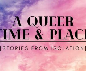 A Queer Time & Place community iso-project