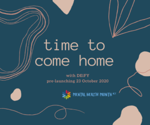 Coming Home Zine Pre-Launch